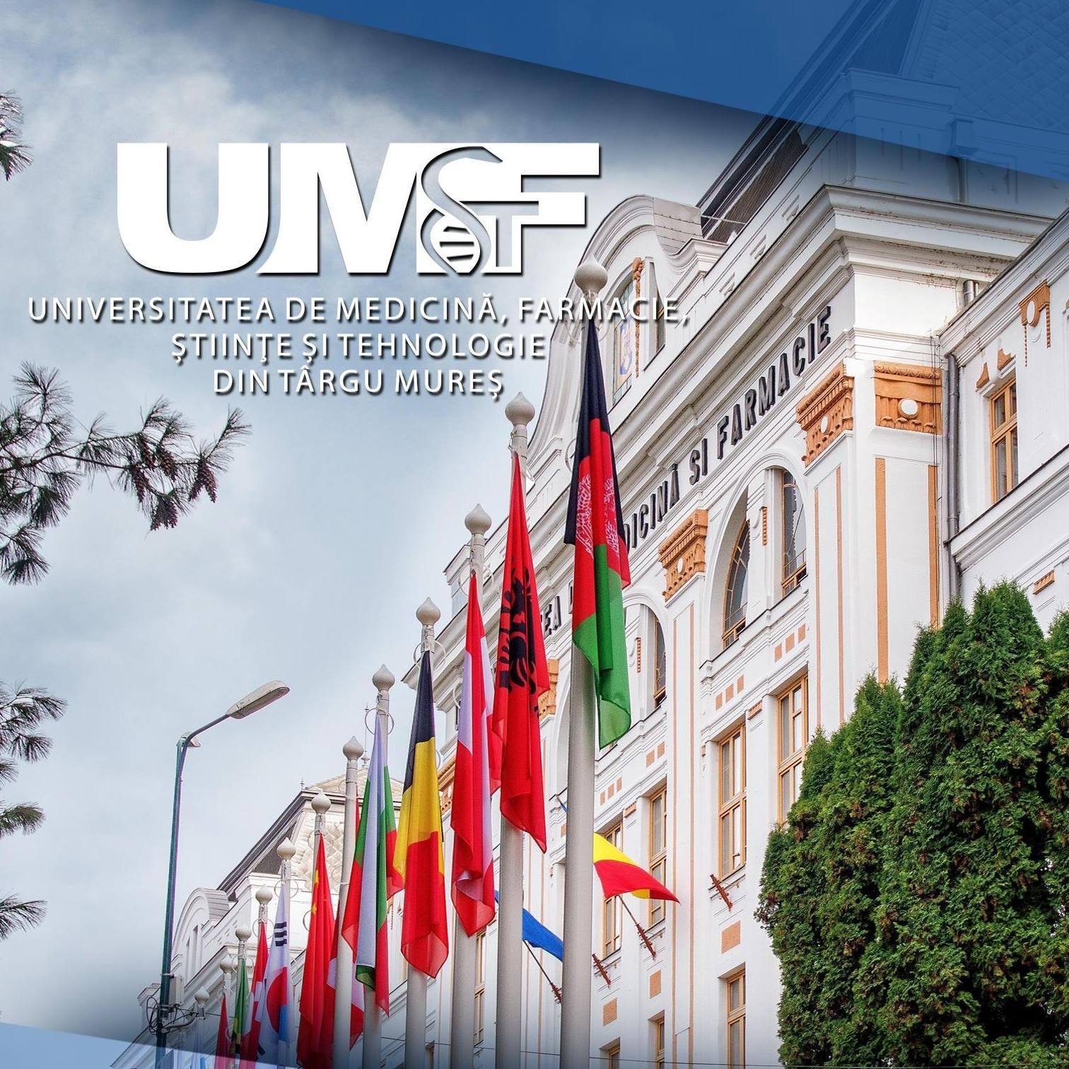UMFST, inclusă în clasamentul universitar mondial Round University Ranking, în domeniul medical şi în cel tehnic
