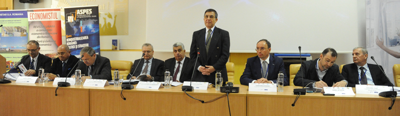 """Universitatea """"Vasile Alecsandri"""" din Bacău a găzduit conferinţa """"România: al doilea deceniu în Uniunea Europeană"""""""