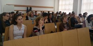 """Workshop-ul """"Inteligența emoțională"""", ediția a II-a, la Universitatea """"Vasile Alecsandri"""" din Bacău"""