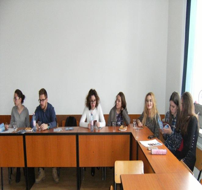 """Workshop pe teme de antreprenoriat la Facultatea de Litere a Universității """"Vasile Alecsandri"""" din Bacău"""
