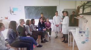 """Student pentru trei zile la Universitatea """"Vasile Alecsandri"""" din Bacău"""