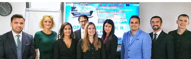 Program vocațional pentru învățarea Limbii Engleze Maritime pe baza unei platforme de e-learning, la Universitatea Maritimă din Constanța