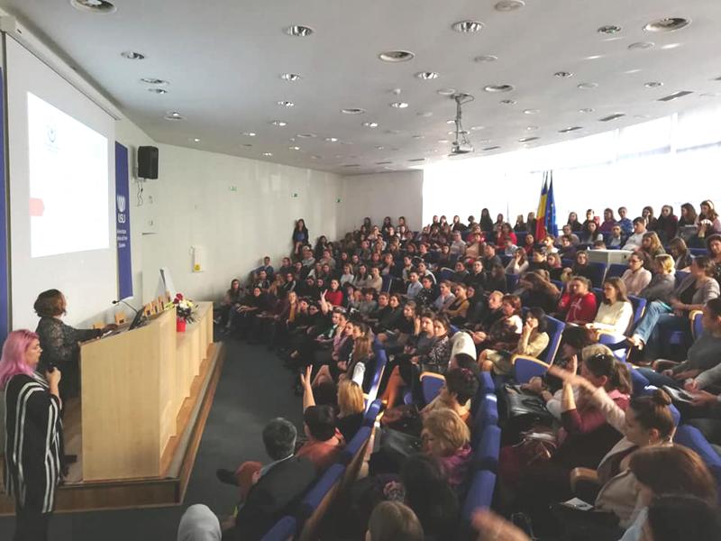 """Conferință despre tulburările de spectru autist, la Universitatea """"Ștefan cel Mare"""" din Suceava"""