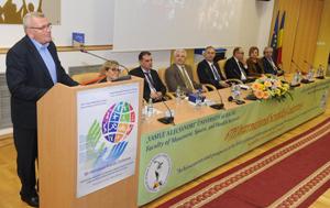 """Conferința Științifică Internațională a Facultății de Științe ale Mișcării, Sportului și Sănătății din cadrul Universităţii """"Vasile Alecsandri"""" Bacău"""