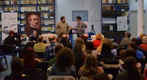 """Conferințele Bibliotecii Județene """"C. Sturdza"""" la Universitatea """"Vasile Alecsandri"""" din Bacău"""
