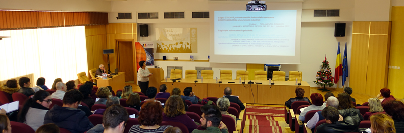 """Facultatea de Inginerie a Universității """"Vasile Alecsandri"""" din Bacău a organizat o serie de activităţi în domeniul protecţiei mediului"""