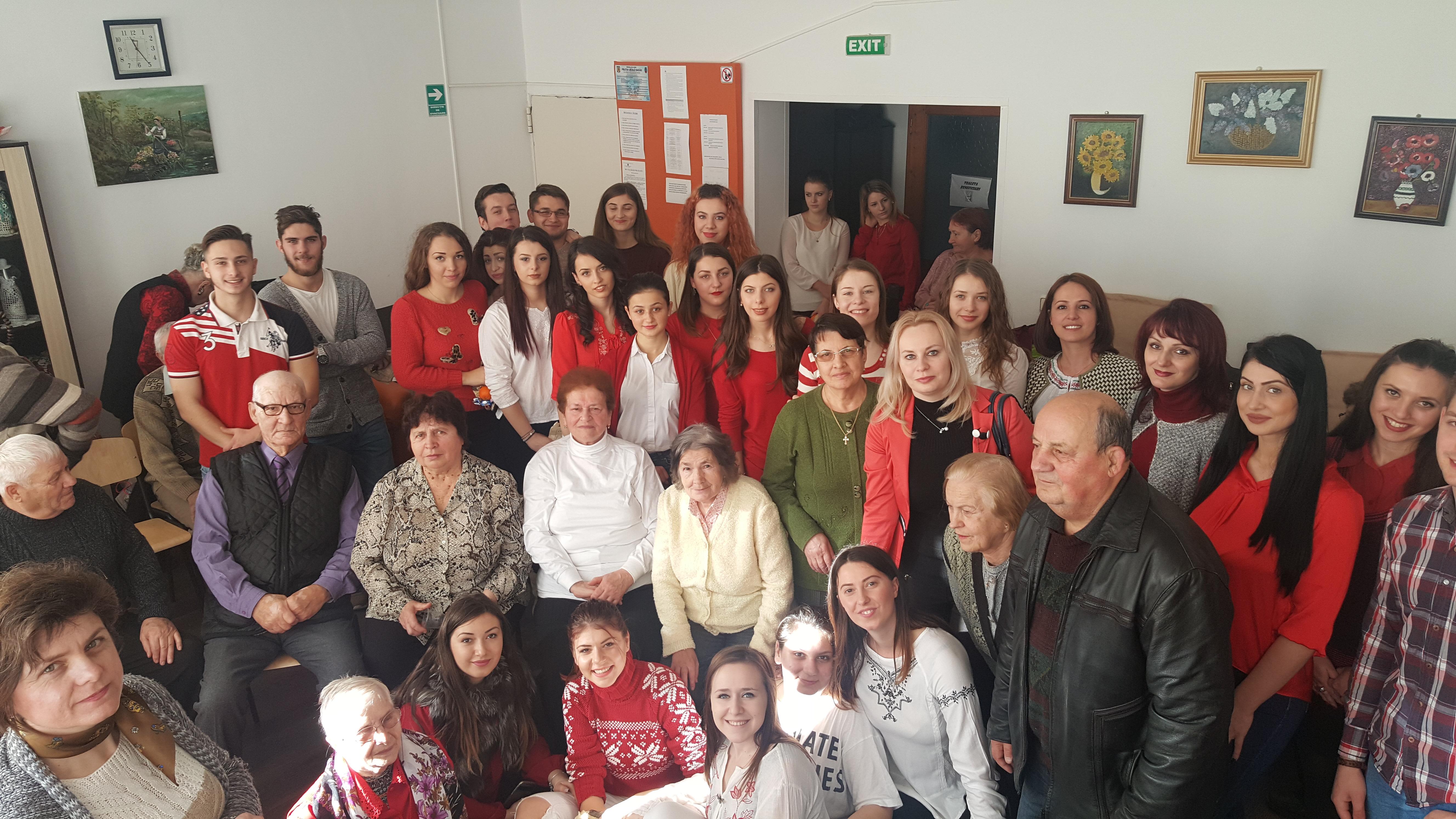 """Campania """"Din suflet pentru un zâmbet"""", la Universitatea """"Vasile Alecsandri"""" din Bacău"""