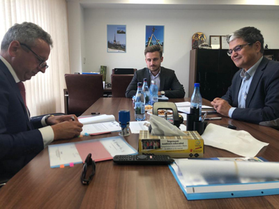 """USAMV Cluj-Napoca și ADR Nord-Vest au semnat proiectul """"Modernizare infrastructură educațională Hoia pentru desfășurarea activităților didactice și practice destinate învățământului agricol"""""""