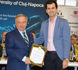 Marele premiu și opt medalii de aur pentru USAMV Cluj-Napoca, la ProInvent 2018