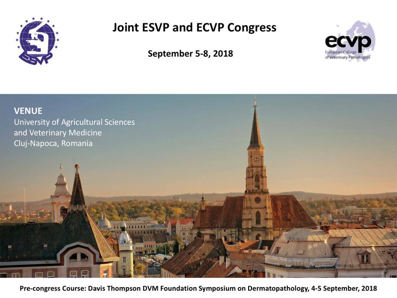 La Congresul European de Patologie Veterinară, găzduit de USAMV Cluj-Napoca, participă specialiști de pe cinci continente