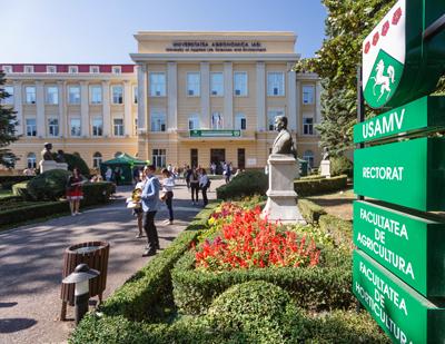 Sute de specialişti din ţară şi străinătate sunt prezenți la USAMV Iași