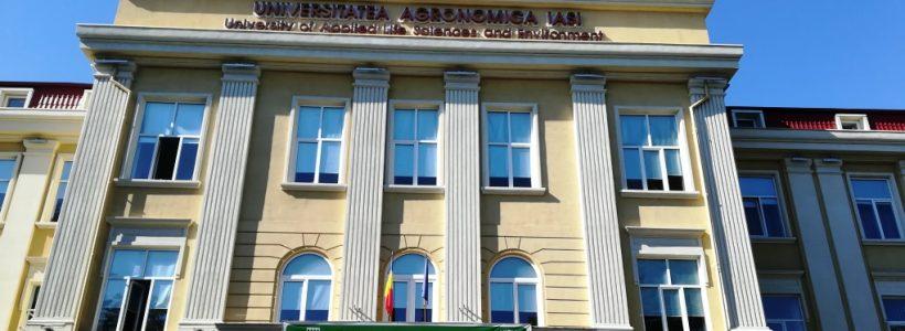 Admitere fără taxă la USAMV Iași