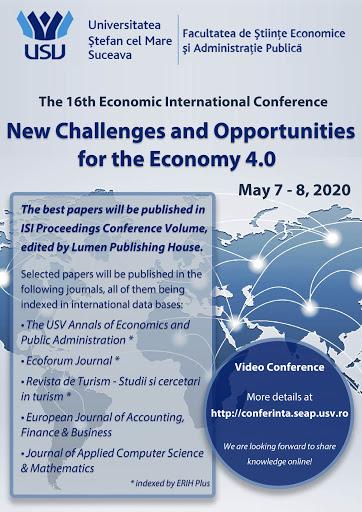 Prima conferință on-line organizată la USV