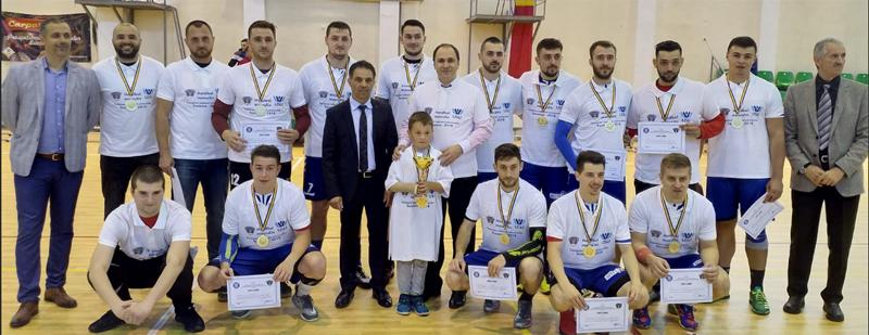USV – campioană națională universitară la handbal masculin