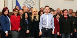 """Simpozion """"Expertiza tehnică judiciară în actualul context european"""", organizat de Facultatea de Ştiinţe Juridice a UVVG şi Corpul Experţilor Tehnici"""
