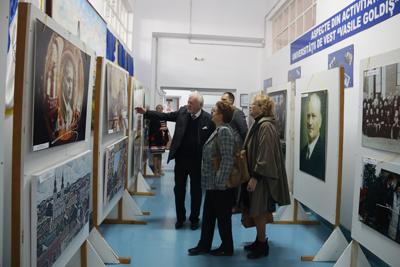 """Primul Muzeu de Antropologie """"Dimitrie Rişcuţia"""" privind evoluţia umană în Munţii Zărandului, realizat de Universitatea de Vest """"Vasile Goldiş"""" din Arad"""