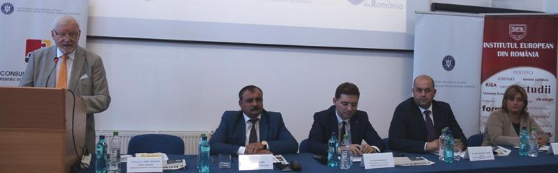 Viitoarea agendă a Președinției României la Consiliul Uniunii Europene, dezbătută la UVVG