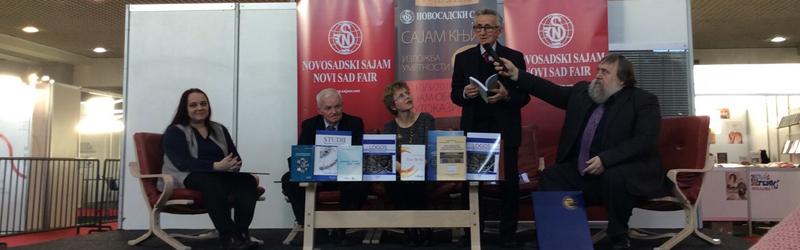 """Universitatea de Vest """"Vasile Goldiş"""" din Arad, prezenţă activă la Târgul Internaţional de Carte de la Novi Sad, Serbia"""