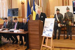 """Universitatea de Vest """"Vasile Goldiș"""" a organizat Sesiunea națională de comunicări științifice """"ARADUL – CAPITALA POLITICĂ A ROMÂNILOR TRANSILVĂNENI"""""""