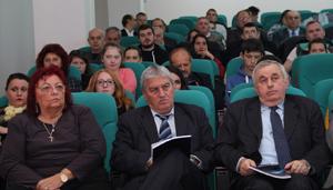 Ziua Economistului și Ziua Porților Deschise, în cadrul Facultății de Științe Economice, Informatică și Inginerie a UVVG