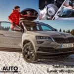 Verificare de iarnă completă la doar 150 de lei la Mega Auto – ŠKODA Iași
