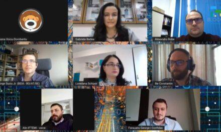 Un nou webinar despre utilizarea tehnologiei Blockchain în sănătate, energie, securitate şi domeniul portuar – la Universitatea Ovidius din Constanţa