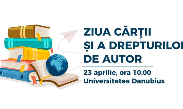 """""""Ziua Internațională a Cărții și a Drepturilor de Autor"""" la Universitatea """"Danubius"""""""