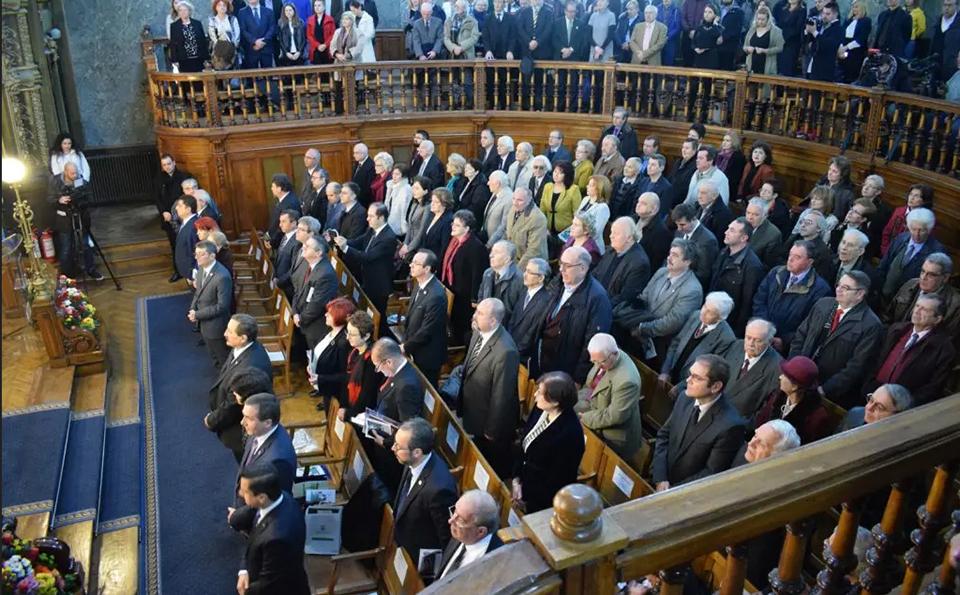 TUIAŞI omagiază profesorii, cercetătorii şi memoria lui Gheorghe Asachi la 206 ani de la înfiinţarea învăţământului ingineresc