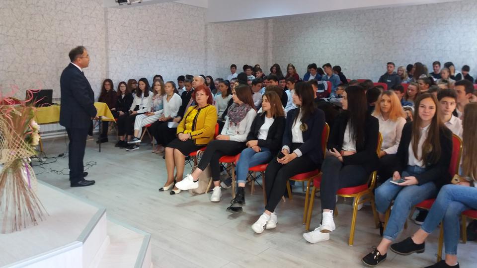 Ziua Națională a Holocaustului în România, comemorată la Colegiul Tehnic Unirea din Pașcani